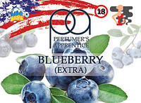 Blueberry (Extra) ароматизатор TPA (Черника) 10мл