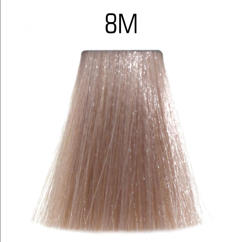 8M (светлый блондин мокка) Тонирующая крем-краска для волос без аммиака Matrix Color Sync,90 ml