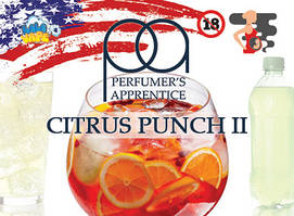 Citrus Punch II ароматизатор TPA (Цитрусовый Пунш)