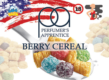 Berry Cereal ароматизатор TPA (Хлопья с ягодным вкусом)