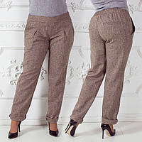Классические брюки из твида