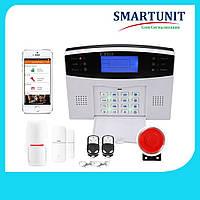 Беспроводная Gsm сигнализация Smart 30A