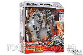 Робот - трансформер Праймбот Винищувач H 606/8112