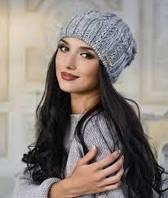Зимние шапки 2018 года - модные тенденции