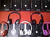Беспроводные наушники S460 Bluetooth silver с MP3 плеером серебристые, фото 4