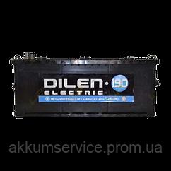 Акумулятор вантажний Dilen Electic 190AH 3+ 950A