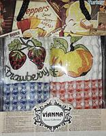 Набор кухонных полотенец Vianna 2шт. frukty