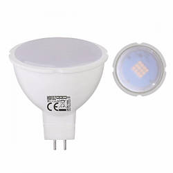 "Лампа ""FONIX-8"" 6400K, 4200К, 3000К 8W  GU5.3"