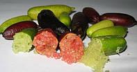 Лайм Фингер, (Citrus australasica, Finger Lime) пальчиковый лайм, цитрусовая икра. Комнатный