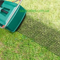 Обработка аэратором —уход за газонами для профессионалов от SadMarket