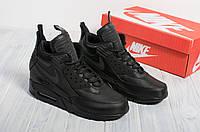 Мужские кроссовки в стиле Nike Air Max 90 Sneakerboot (41, 42, 43, 44, 45 размеры)