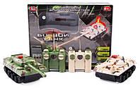 Набор «Танковый бой» на радио управлении 9672