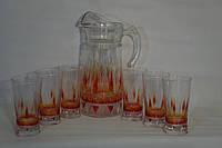 Набор кувшин со стаканами