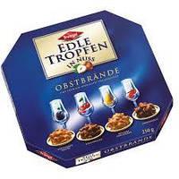 Шоколадные конфеты с фруктовым бренди  Trumpf - Edle Tropfen