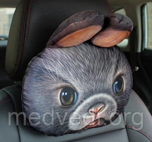 Подушка подголовник для машин, авто