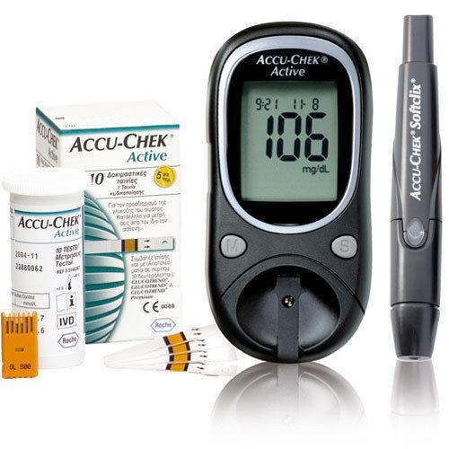 Глюкометр Акку-Чек Актив (Accu-Chek Active)