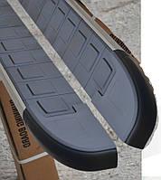 Подножки на Isuzu D-Max (c 2012---) Исузу д макс