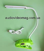 Светильник-прищепка светодиодный 5868-1 аккумуляторный