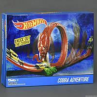 Детский трекHot Wheel с Коброй(игровой автотрек Хот Вил) 2699