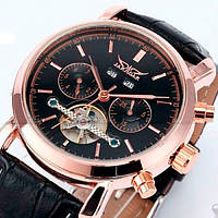 Механические мужские часы Jaragar SilverStar New