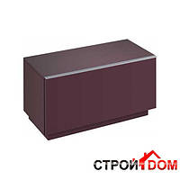 Боковой шкафчик Keramag iCon 840091 (бургундия глянец)