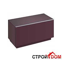 Боковой шкафчик Keramag iCon 840092 (платиновый глянец)