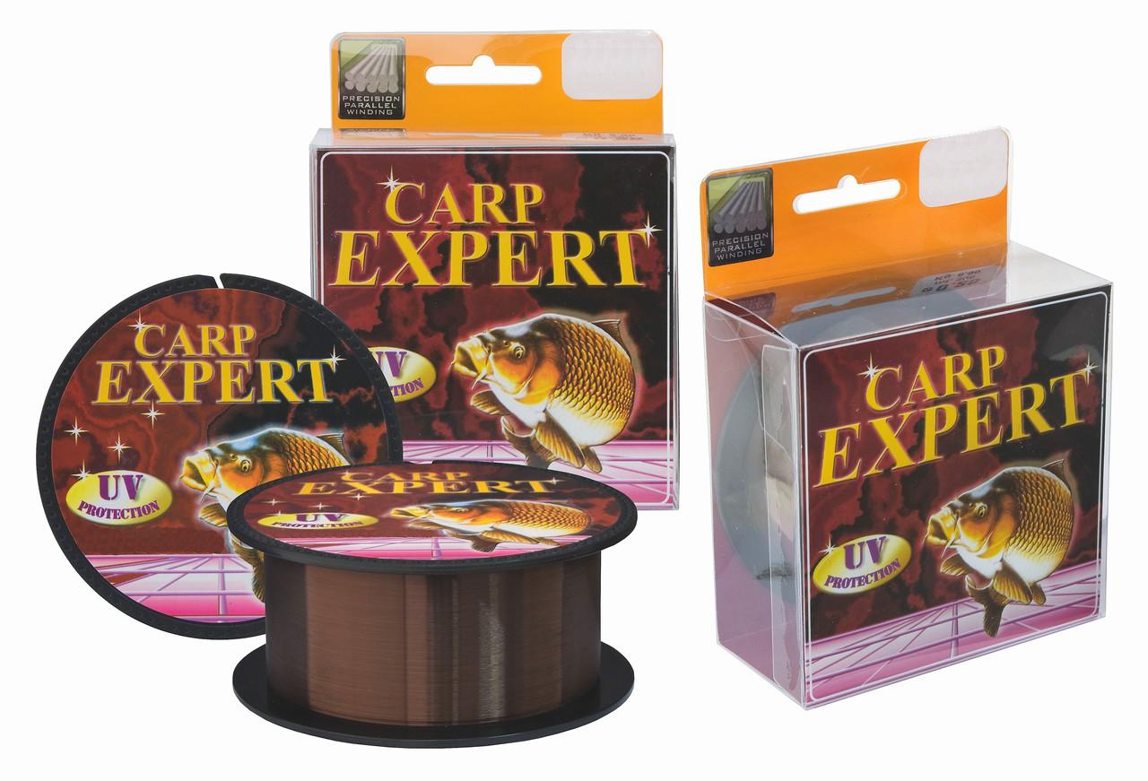 Леска Energofish Carp Expert UV Brown 300m 0.25mm 8.9kg (30119025)