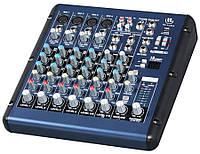 Микшерный пульт HL AUDIO SMR8