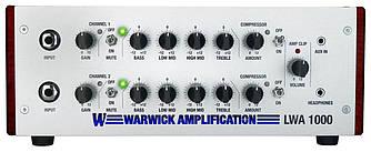 Усилитель (голова) WARWICK LWA1000 (Silver)