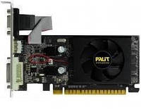 БУ Видеокарта PCI-e Palit GeForce 210, 512MB, GDDR3, 32-bit, VGA/ DVI/ HDMI (NEAG2100HD53-1193F)