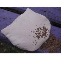 Подушка-грелка (семена льна) 20х20 Lintex (пг)