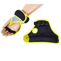 Перчатки-утяжелители IronMaster (2*0.5кг, наполнитель - песок), фото 1