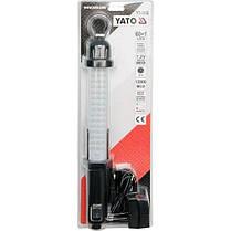 Светодиодная беспроводная лампа LED 60, YT-0852 YATO, фото 2