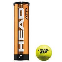 Мяч для большого тенниса Head ATP METAL (4шт)