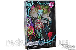 Лялька Monster High Монстр Хай DH 2167 з крильцями