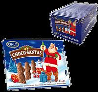 Шоколад Only Choco-Santas Milk Chocolate — 100 гр
