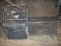 Пічки-кам'янки БілЕко з листа 5 мм для бань