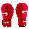 Боксерские перчатки TopTen (8-12 унций, красный)