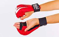 Перчатки для карате VNM GIANT (PU, р-р S-L, манжет на резинке), фото 1