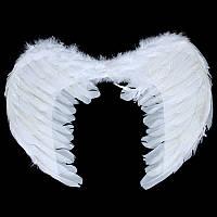 Крылья ангела 44х34 белые