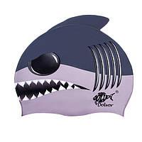 Шапочка для плавания   Dolvor Shark