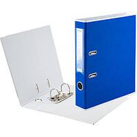 Папка-регистратор А4, ширина 50 мм, голубой, BiColor, Delta by Axent, D1715-07C, 36463