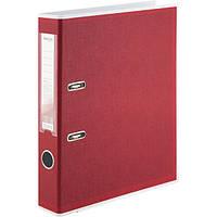 Папка-регистратор А4, ширина 50 мм, вишневый, BiColor, Delta by Axent, D1715-37C, 36466