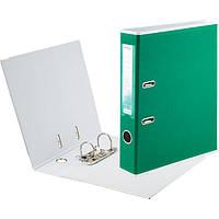 Папка-регистратор А4, ширина 50 мм, зеленый, BiColor, Delta by Axent, D1715-04C, 36460