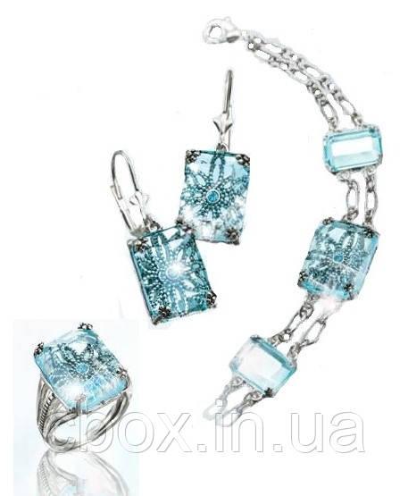 "Набор бижутерии ""Зазеркалье"", Avon, Through the looking glass gift set, Эйвон"