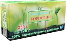 Удобрение Новоферт Корневин  250 г