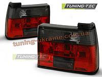 Задние фонари на Volkswagen JETTA 2 1984-1991 красно-тонированные