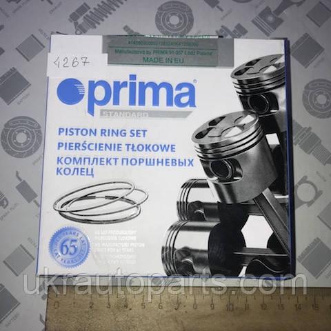 Кольцо поршневое ГАЗ 24 ВОЛГА 53 3307 УАЗ ПАЗ 92,0мм на 4 поршня (PRIMA) (К4-3010-00) (406.1000100-СТ (PRIMA))