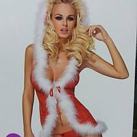 Сексуальный новогодний костюм  Xmas Babydoll