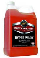 Meguiar's D110 Hyper Wash Шампунь красный, 3,78 л